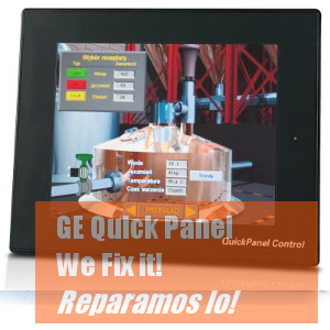 Reparo IHM GE QuickPanel